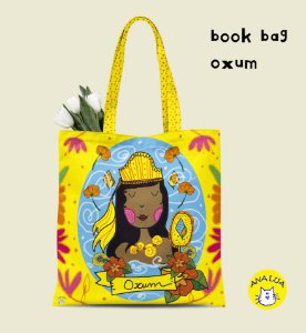 Book Bag Orixá OXum