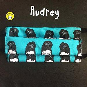 Máscara Audrey