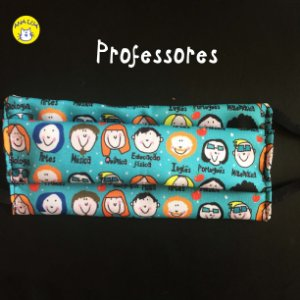 Máscara Professores