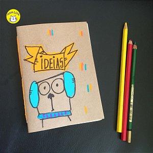 Caderninho Ideias Cachorrinho