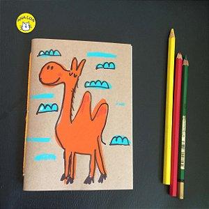 Caderninho Camelo