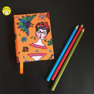 Mini moleskine Frida