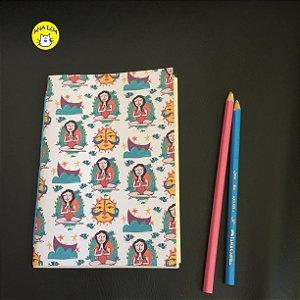 Caderninho Zen - luxo