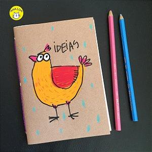 Caderninho GAlinhas