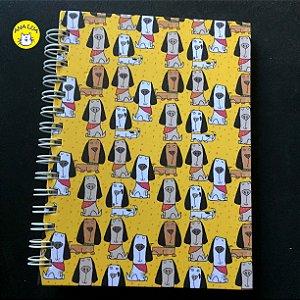 Caderno  Wire-o Cachorrinhos Orgulhosos