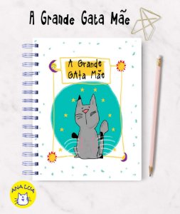 Caderno  Wire-o A Grande Gata Mãe