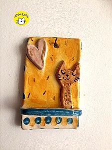 Altarzinho Gato Egípcio