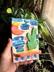 Altarzinho Cactus