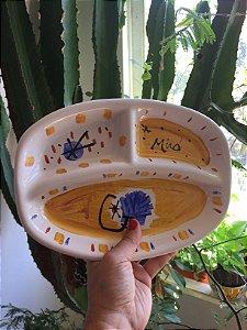 Petisqueira  Homenagem a Miró