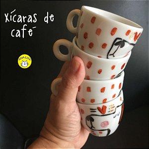 Hora do cafezinho - Cachorrinho é amor