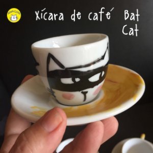 Hora do cafezinho - BAt CAt