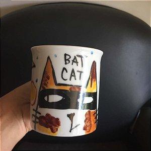 Caneca BAt Cat