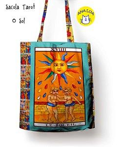 Sacola Tarot  O Sol
