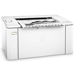 Impressora LASER Mono M102w Hp