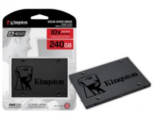 "SSD Kingston A400 240GB 2.5"" SATA III 6GB/S"