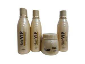 Kit de Hidratação Profunda HomeCare HairVIP (4 passos)