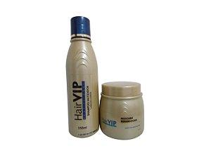 Kit Matizador Roxo HomeCare HairVIP (2 passos)
