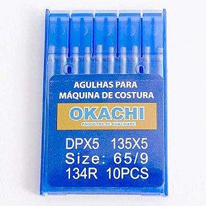 AGULHA CABO GROSSO DPX5 C/ 10UN | RETA INDUSTRIAL