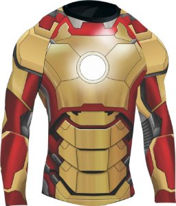 RashGuard - Limited Edition - Iron Man