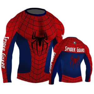 RashGuard - Limited Edition - Spider Guard