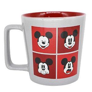 Caneca Buck Mickey Mouse Expressões Walt Disney Store