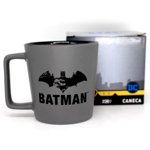 Caneca Buck Heroi Batman City Liga Justiça Dc Comics Warner