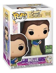 Boneco Funko Pop Disney Belle 1010 Princesa A Bela E Fera