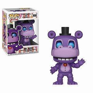 Boneco Funko Pop Mr Hippo 368 Five Nights At Freddys