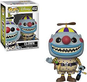 Boneco Funko Pop Disney Clown 452 Disney Mundo Jack