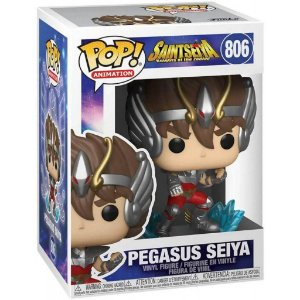 Boneco Funko Pop Anime Cavaleiros Zodiaco Pegasus Seiya 806