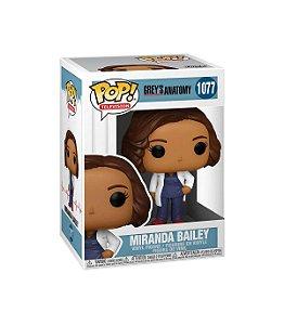 Boneco Funko Pop Tv Greys Anatomy Miranda Bailey 1077 Serie