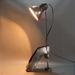Luminária de Ferro