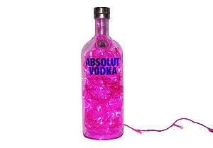 Luminária Absolut Vodka