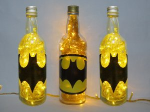Batman Luminárias