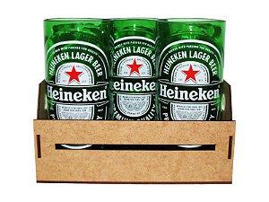 Copos Heineken, Corona e Coca Cola