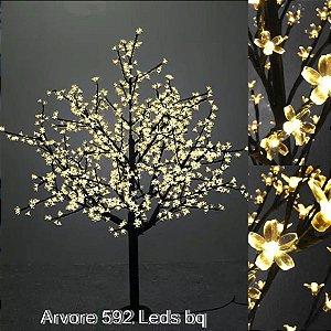 Árvores de leds cerejeiras para decoração
