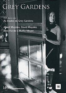 GREY GARDENS - AS BEALES DE GREY GARDENS DVD + LIVRETO
