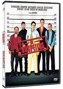 OS SUSPEITOS - DVD