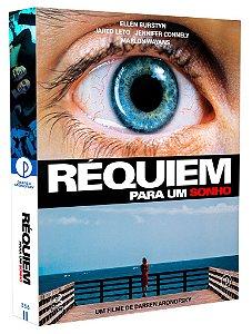 RÉQUIEM PARA UM SONHO - EDIÇÃO ESPECIAL DE COLECIONADOR [BLU-RAY + DVD]