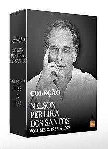 BOX NELSON PEREIRA DOS SANTOS VOL.2