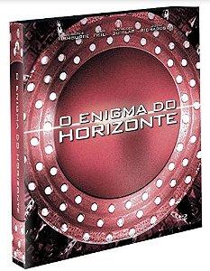 O ENIGMA DO HORIZONTE BD + LUVA
