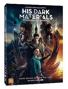 HIS DARK MATERIALS – FRONTEIRAS DO UNIVERSO: A SEGUNDA TEMPORADA - DVD - PRÉ-VENDA 20/08/2021