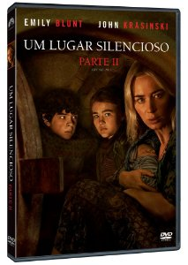 UM LUGAR SILENCIOSO PARTE 2 - DVD - PRÉ-VENDA 06/10/2021