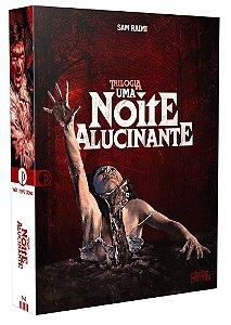 TRILOGIA UMA NOITE ALUCINANTE - EDIÇÃO ESPECIAL [DIGIPAK COM 3 BLU-RAYS E 3 DVDS]- PRÉ-VENDA - 12/11/2021