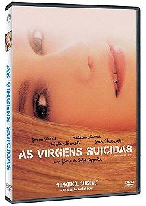 AS VIRGENS SUICIDAS DVD