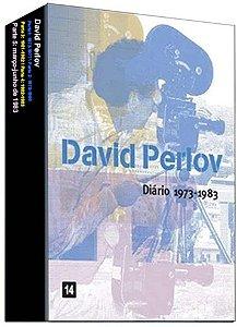 BOX - DIÁRIO DE DAVID PERLOV