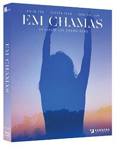 EM CHAMAS -  BD - PRÉ-VENDA 01/10/2021