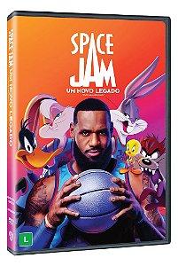 SPACE JAM - UM NOVO LEGADO - DVD - PRÉ-VENDA 11/11/2021
