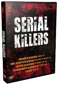SERIAL KILLERS - DIGISTACK COM 5 FILMES