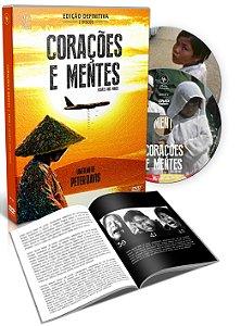 CORAÇÕES E MENTES - EDIÇÃO DEFINITIVA - DVD DUPLO
